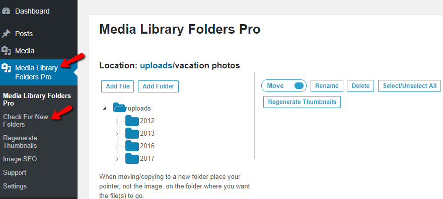 How to Sync Your WordPress Media Library With FTP Folders