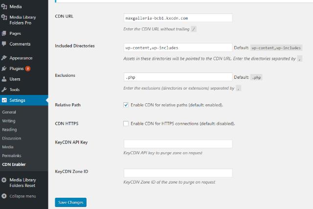 cdn enabler interface